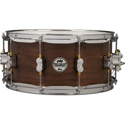 PDP by DW Limited Edition 14X6.5 Snare Drum 20 Ply Natural Satin image