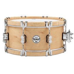DW PDP 'Limited' Classic Maple Wood Hoop Snare (7x14) image