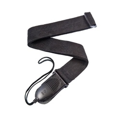 Planet Waves Acoustic Quick Release Guitar Strap, Black image