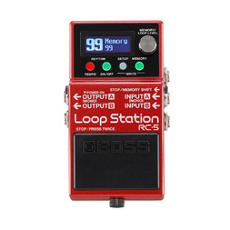 Boss RC-5 Loop Station Pedal image