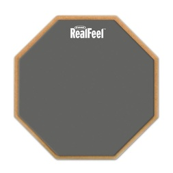 Evans RealFeel by Evans 2-Sided Practice Pad, 6 Inch image
