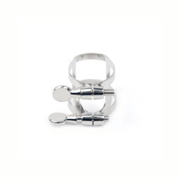Rico Tenor Sax Ligature Nickel image