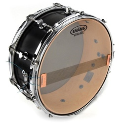 Evans Clear 300 Snare Side Drum Head, 8 Inch image