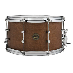 "Gretsch ""Swamp Dawg"" Mahogany 14"" x 8"" Snare image"