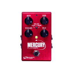Source Audio One Series Mercury Flanger Pedal image