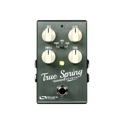 Source Audio One Series True Spring Reverb Pedal image
