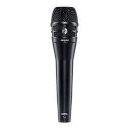 Shure Dualdyne Dual Dynamic Microphone image