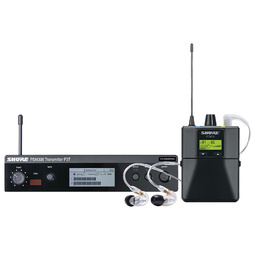 Shure PSM300 Wireless System 584-608 Mhz with SE215-C image