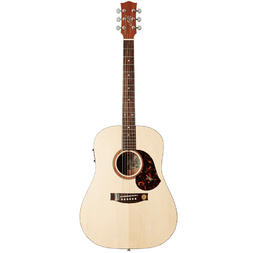 Maton SRS70 All Solid Acoustic/Electric Dreadnought Guitar image