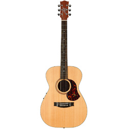 Maton SRS808 All Solid 808 Size Acoustic/Electric Guitar image