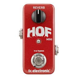 TC Electronic Hall of Fame Mini Reverb Pedal image