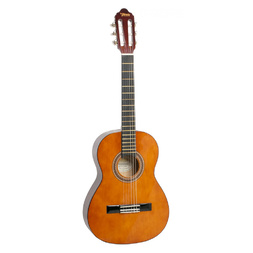 Valencia Series 100 3/4 Size Classical Guitar - Left Hand (Natural) image