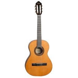 Valencia Series 200 3/4 Size Classical Guitar - Hybrid, Thin Neck - Left Hand (Natural) image