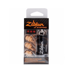 Zildjian by Ear Peace High Fidelity Earplugs image